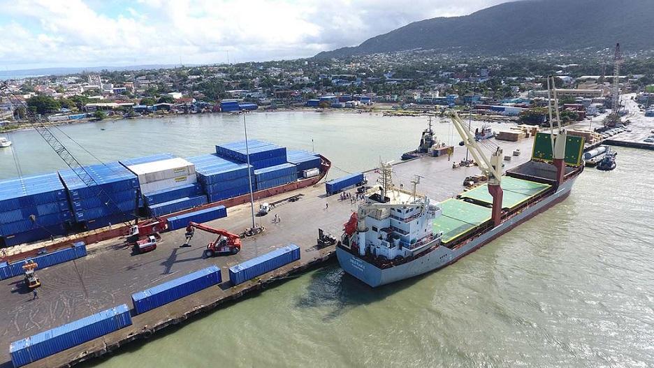 APORDOM inicia investigación en Puerto de Puerto Plata.