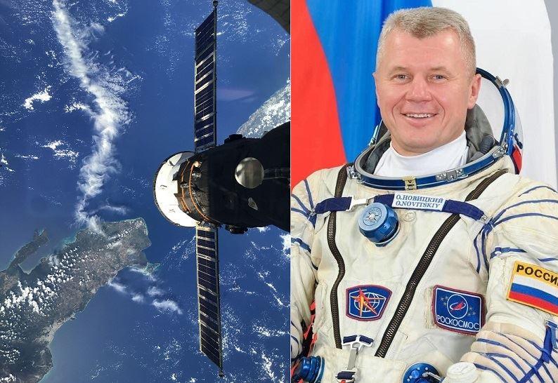 Astronauta ruso elogia RD desde el Espacio.