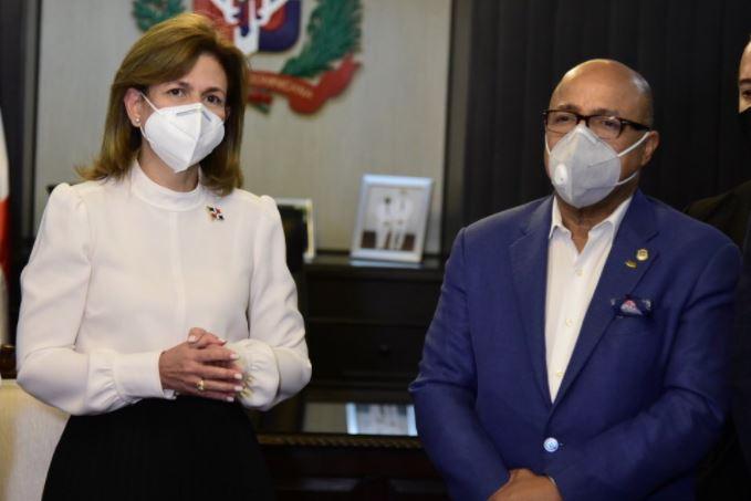 Vicepresidente Peña visita Cámara de Diputados.