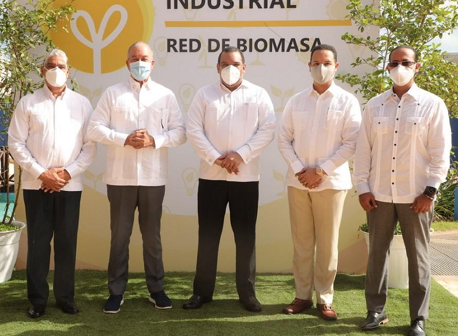 Relanzan Red de Biomasa en RD.