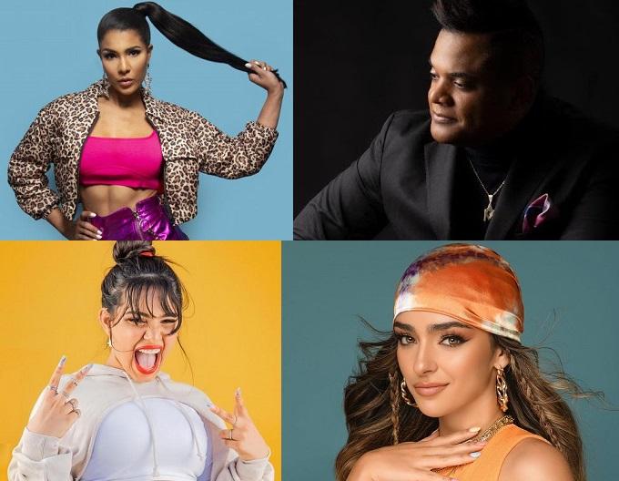 Artistas cantarán en preshow de Premios Soberano.