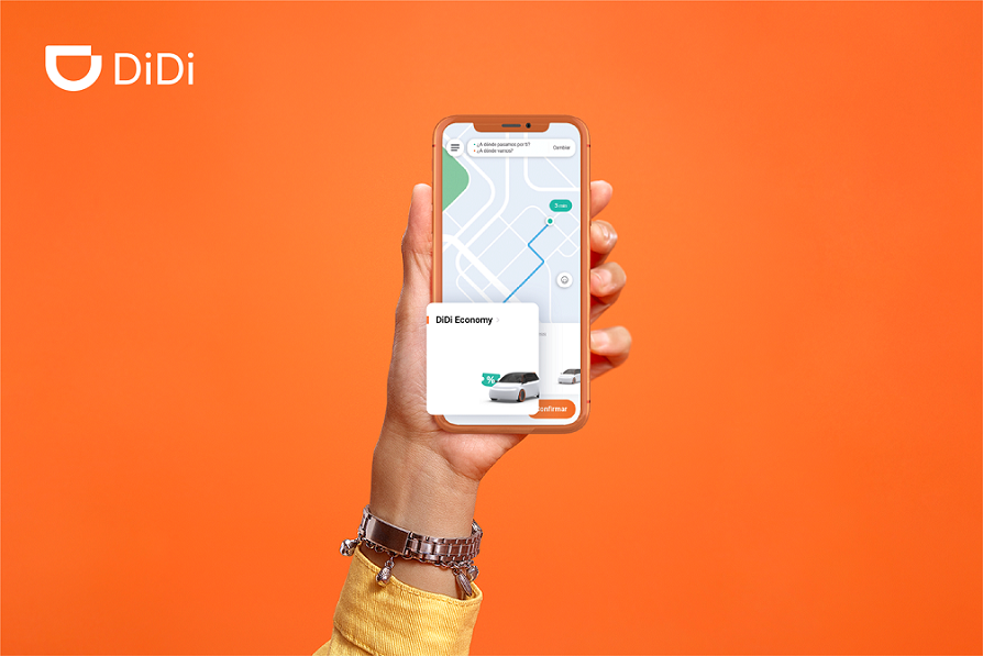 DiDi lanza opción de descuento para viajes en Santo Domingo.