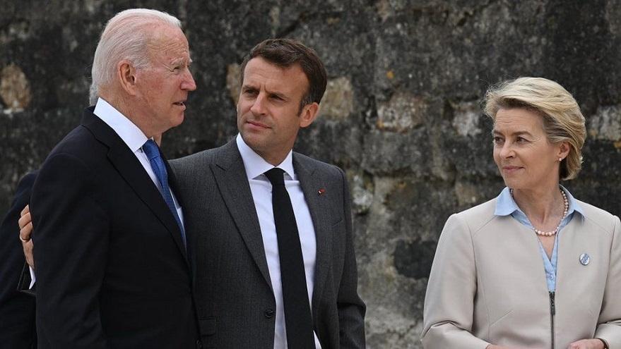 Presidentes G7 coordinan acciones para contrarrestar plan infraestructura chino.