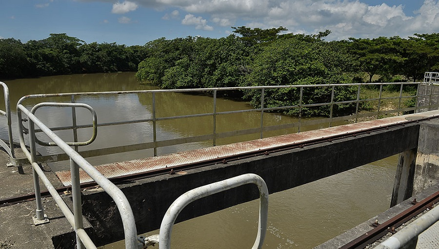 CAASD ampliará segunda fase Acueducto Oriental Barrera de Salinidad.