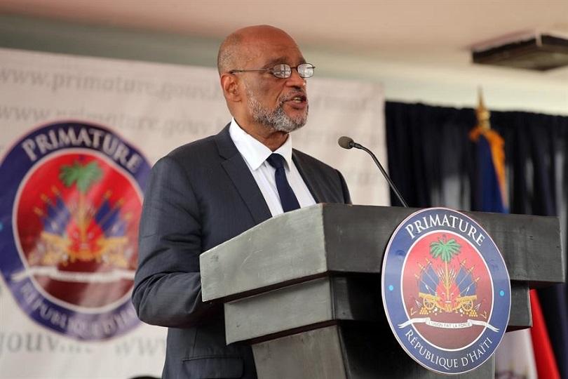 Ariel Henry nuevo presidente de Haití.