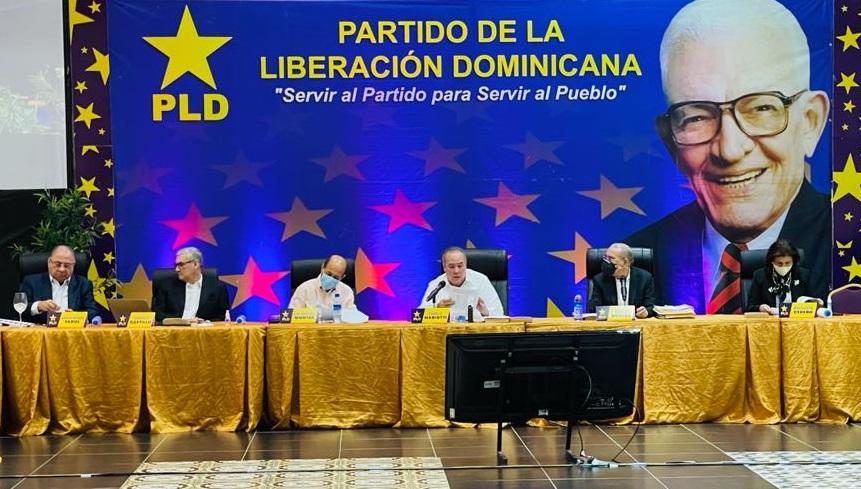 PLD ratifica a Iván Lorenzo como vocero senadores.