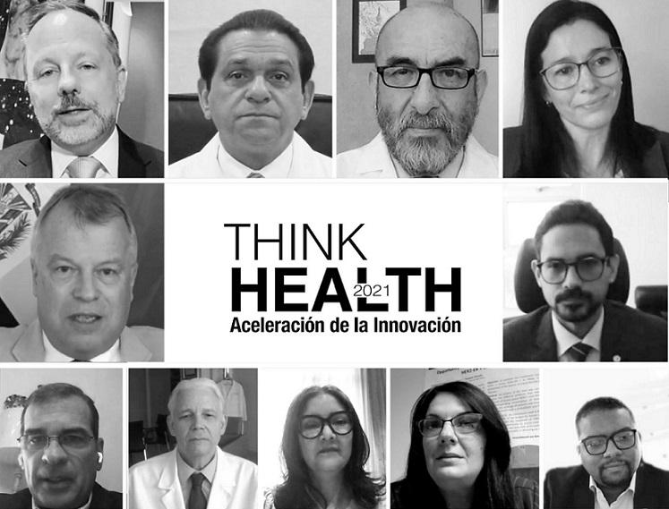 Celebran encuentro Think Health.