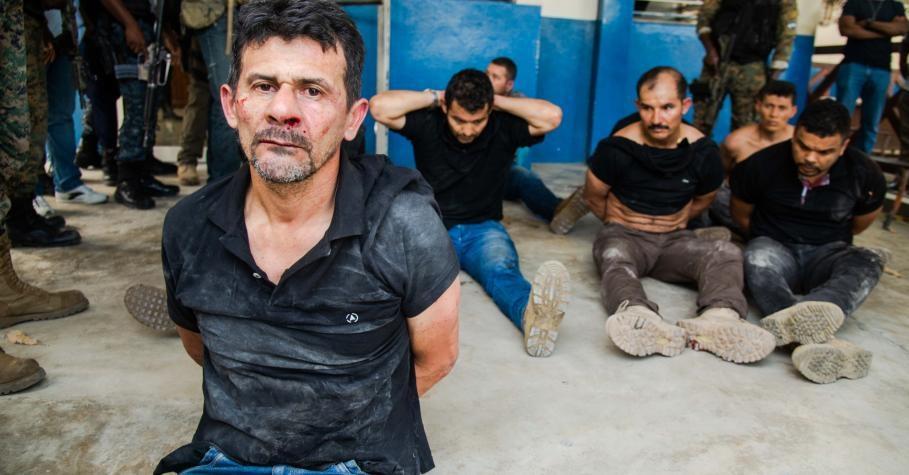 Autoridades haitianas detienen exmilitares colombianos por asesinato Jovenel Moïse.