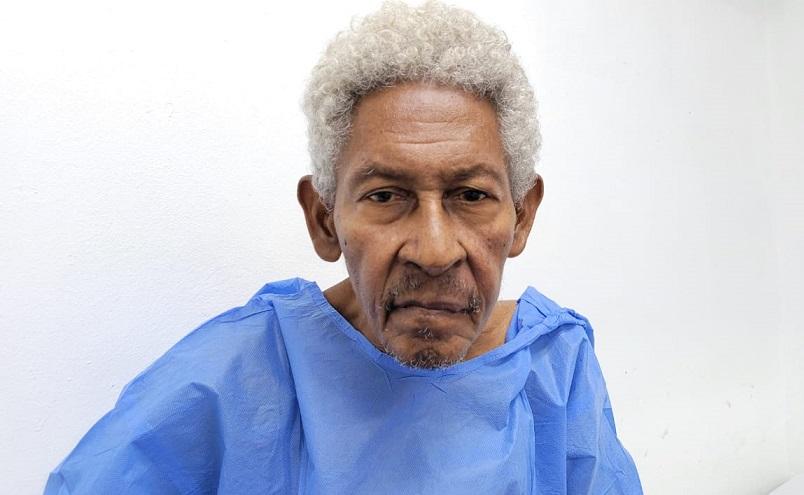 Juan Reyes ingresado en Hospital Salvador Gautier.