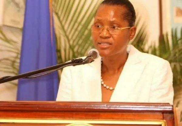 Vinculan jueza Wendelle Coq Thélot con asesinato presidente de Haití.