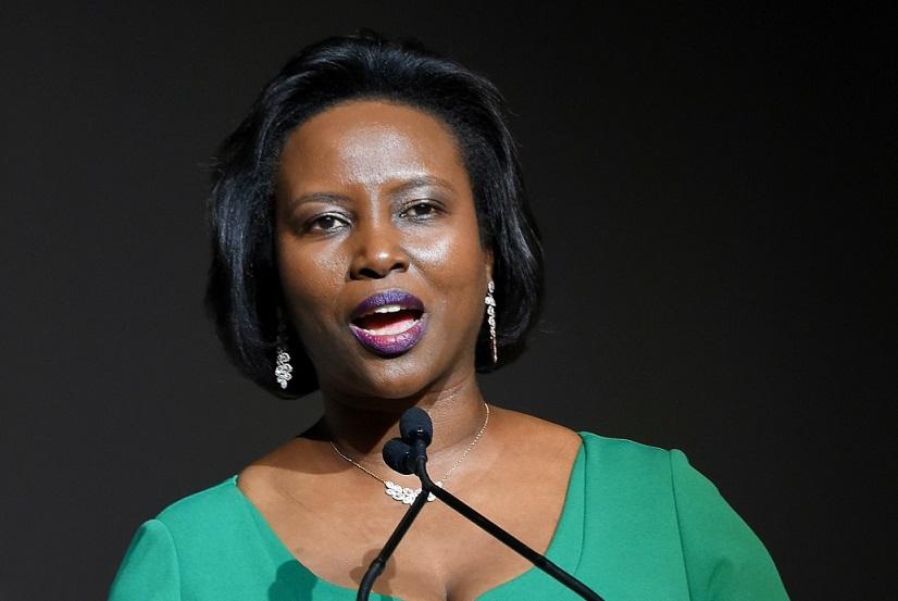Trasladan a Estados Unidos primera dama haitiana.