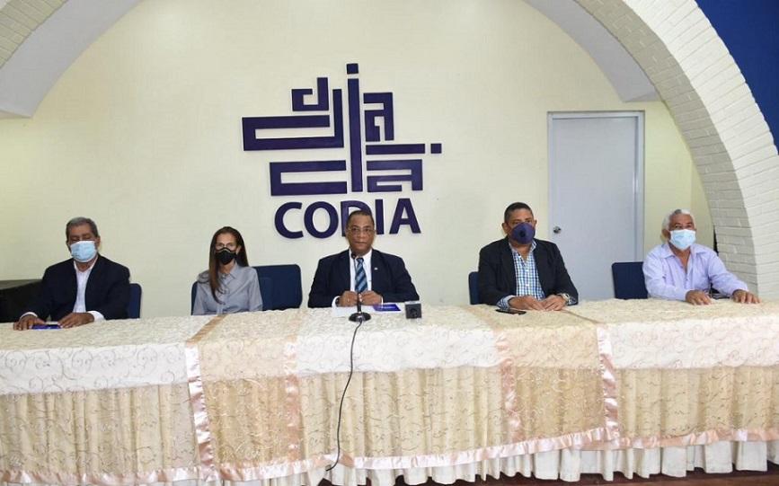 Comisión Nacional Electoral del CODIA.