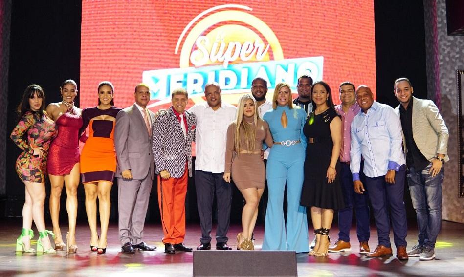 Domingo Bautista vuelve con programa Super Meridiano.