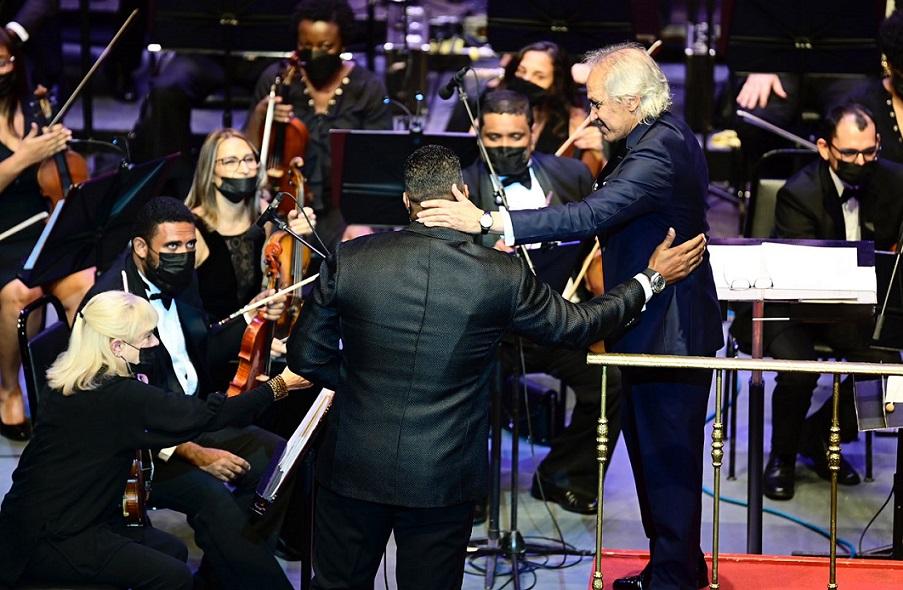 Presentación Jandy Ventura y Gala Sinfónica en Teatro Nacional.